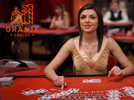 live blackjack Oranje Casino