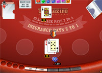 Blackjack Telecazino